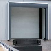 Промышленные секционные ворота DPU