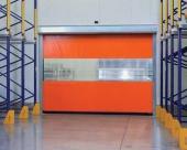 Промышленные скоростные ворота V 2715 SEL R