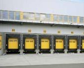 Промышленные секционные ворота SPU 40